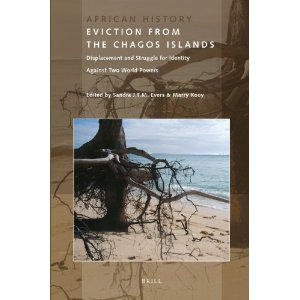 Boek cover: Eviction from the Chagos Islands