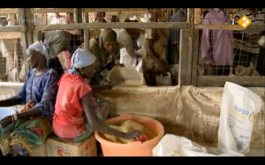 Kakuma voedseldistributie