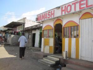 Wamash hotel