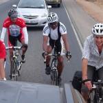 Fietsend met de Sikhs op weg naar Mombasa