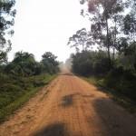 Op weg naar Kajunga