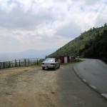 Bergop naar Nairobi