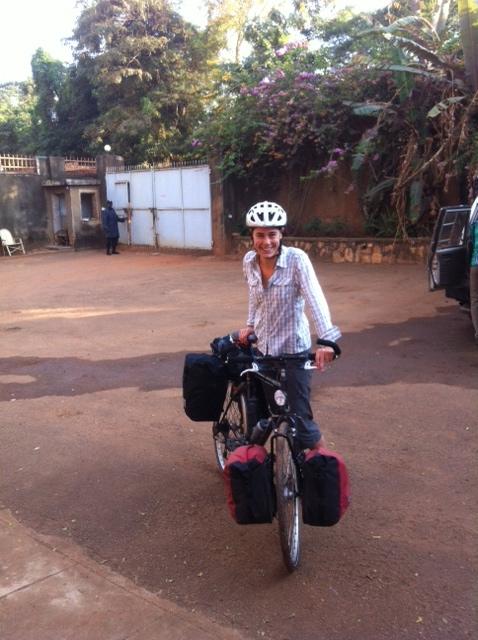 Vertrek vanuit Kampala